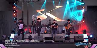 LETRA La Gente Del Fresa Grupo Nueva Presencia ft Luis R Conriquez