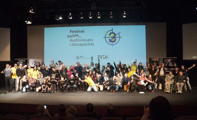 Foto de la tercera edición del festival Inclús