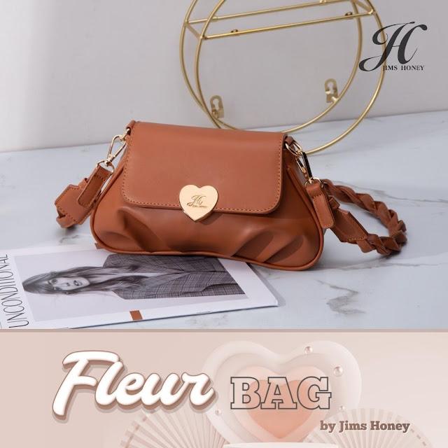 JIMS HONEY FLEUR BAG