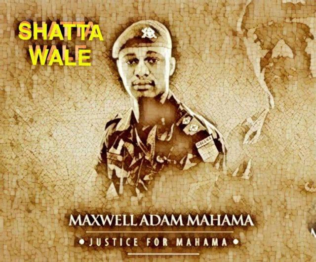 Shatta Wale – Maxwell Adam Mahama (Tribute) Audio