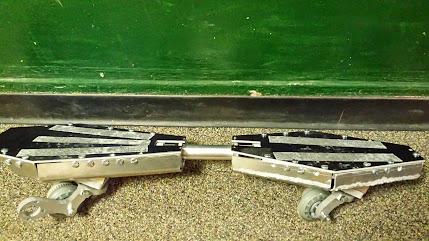 metal custom ripstik
