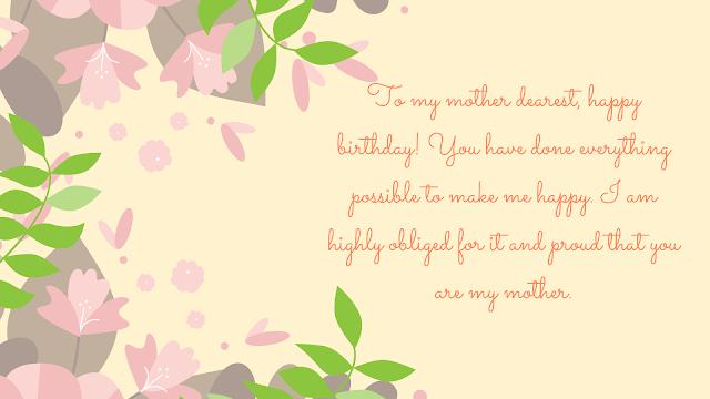 happy birthday ma