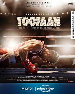 Toofan First Look Poster 3