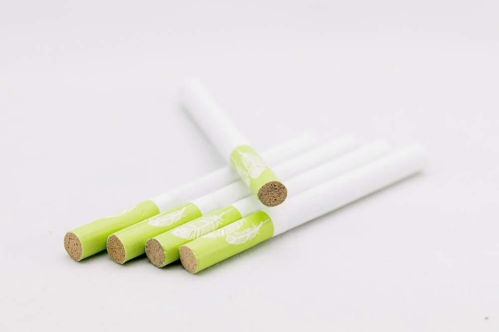 smoke the bull cbd pre rolls