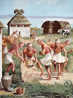 Popolo e schiavi sumeri, ricerca per la scuola primaria