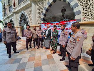 AKABRI Angkata 1989 Silaturahmi ke Habib Syehk Pimpinan Majelis Ahbabul Mustofa