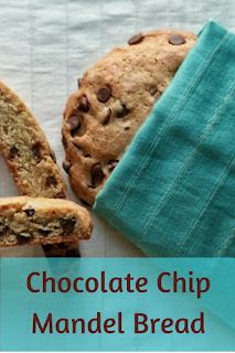 Delicious Chocolate Chip Mandel Bread Recipe