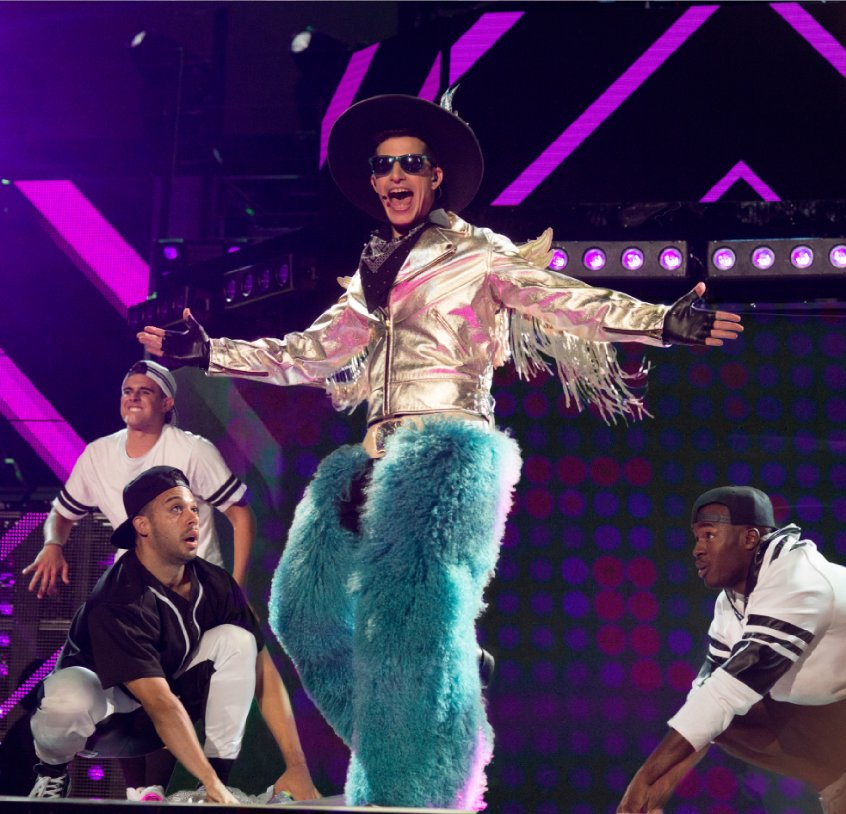 POPSTAR: NEVER STOP NEVER STOPPING Trailers, Music Videos