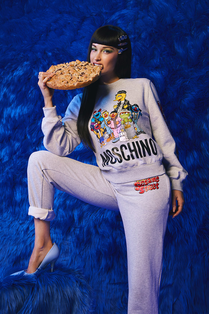 Moschino x Sesame Street Collection