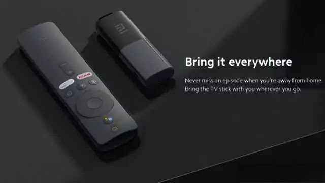 Mi TV Stick is going to be launched in India on August 5 with Google Assistant: Android TV 9 Pie