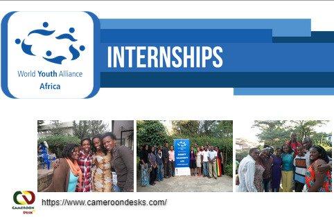 World Youth Alliance Internship Programme  2021