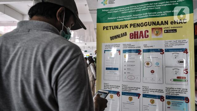 Data Pengguna Aplikasi eHAC Kemenkes Diduga Bocor, DPR Sebut Pemerintah Teledor