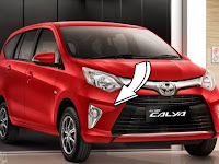 Harga dan Fisik : Bumper Depan Toyota Calya (Generasi Pertama) 2016   52119-BZL10