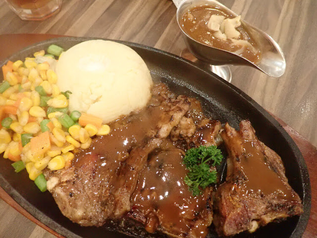 prime lamb chop steak 21