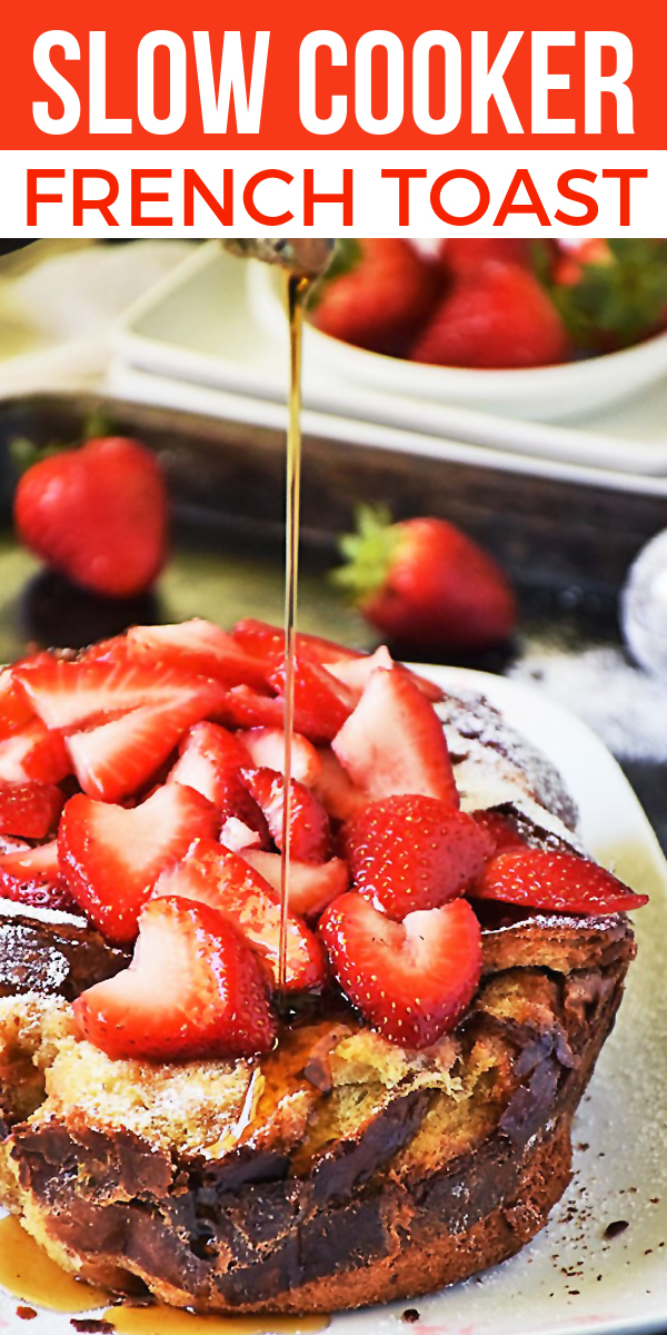 Slow Cooker French Toast on Pinterest