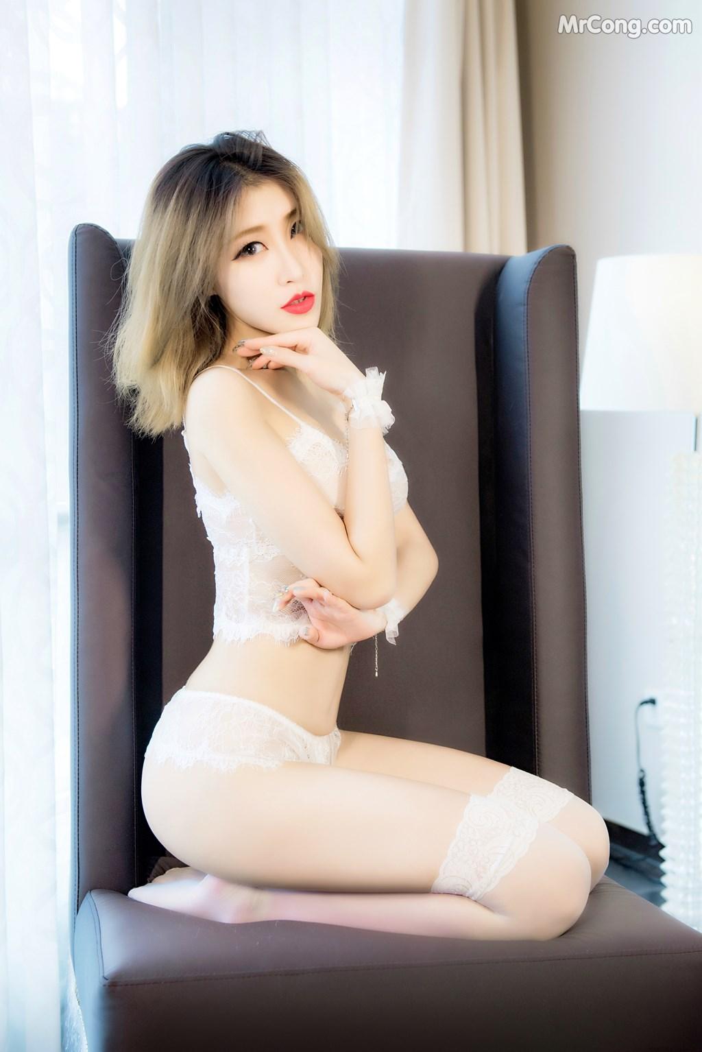 Image SLADY-2017-05-25-No.003-Zhao-Huan-Yan-MrCong.com-007 in post SLADY 2017-05-25 No.003: Người mẫu Zhao Huan Yan (赵欢颜) (46 ảnh)
