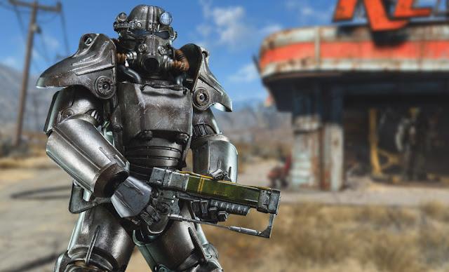 Ya a la venta una nueva figura de la armadura de Fallout 4