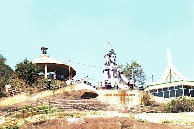 Trikoteswara Swamy Temple in Kotappa Konda