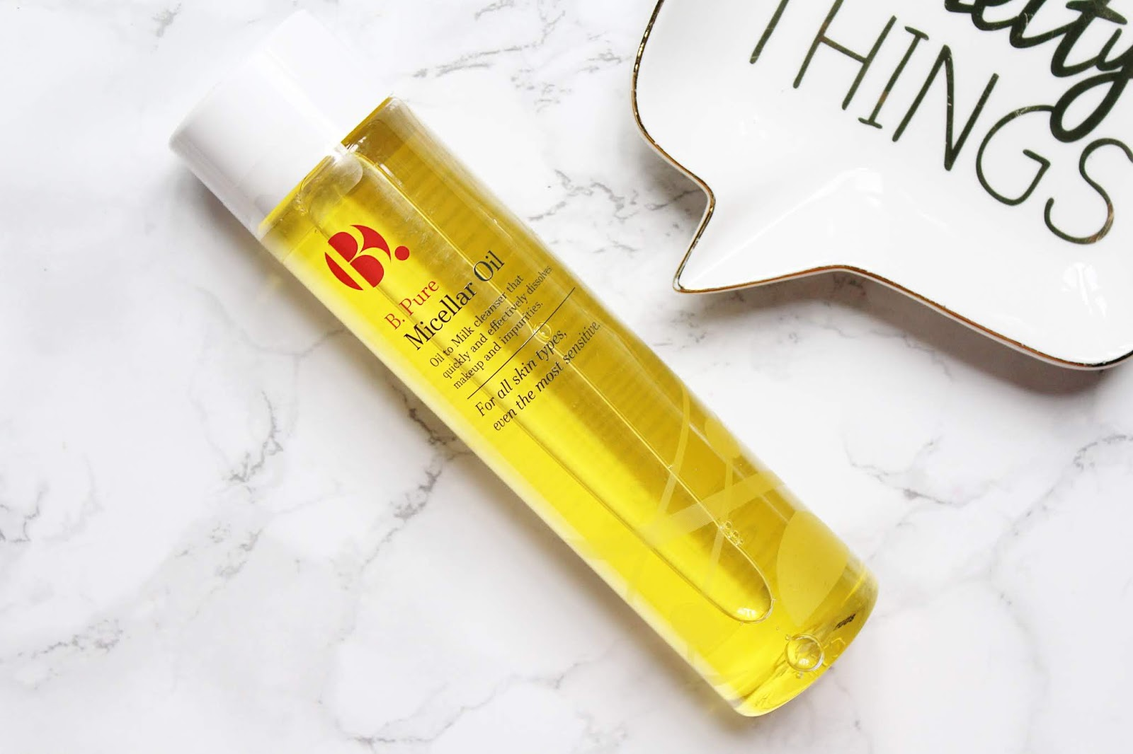 Superdrug B. Pure Micellar Oil Review