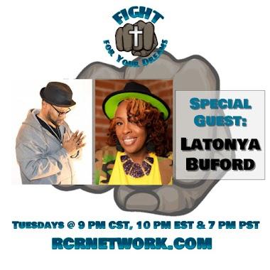 Special Guest: Latonya Buford