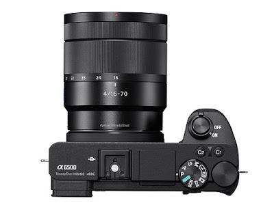 Máy ảnh Sony A6500