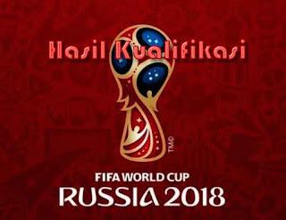 Hasil Kualifikasi Piala Dunia, Belgia Kunci Tiket ke Rusia 2018
