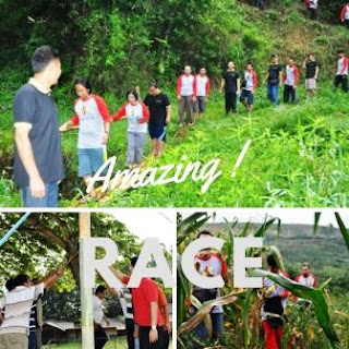 Paket Amazing Race Outbound