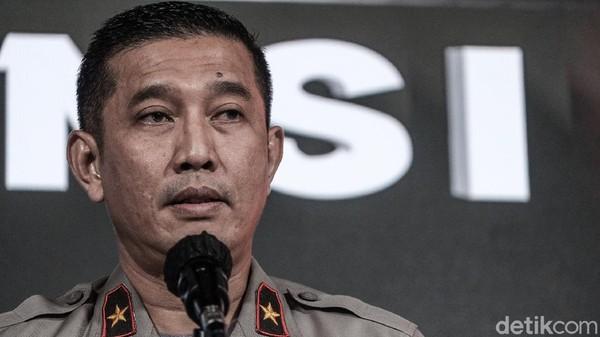 Polri: Ada yang Berpendapat Teror Bom Makassar-Serangan Mabes Polri Rekayasa