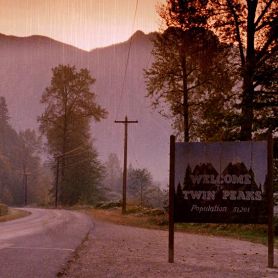 Twin Peaks Wallpaper Engine