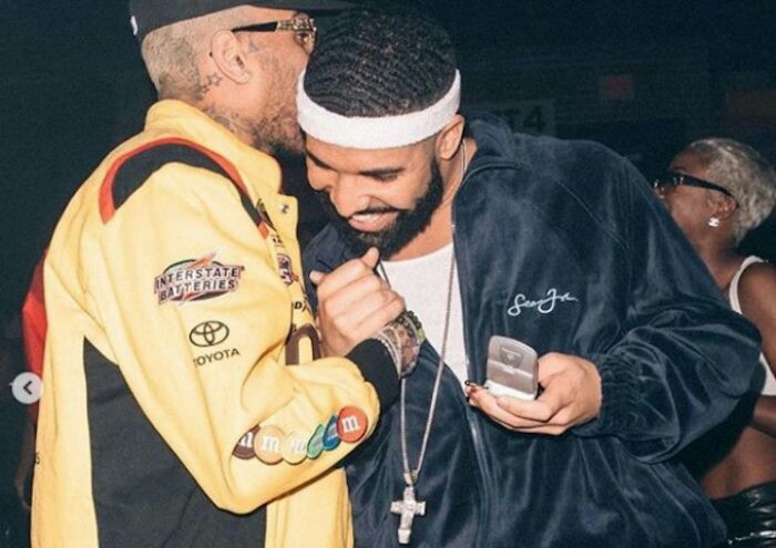 Drake Gratefully Collaborate On Chris Brown 'Indigo' Album