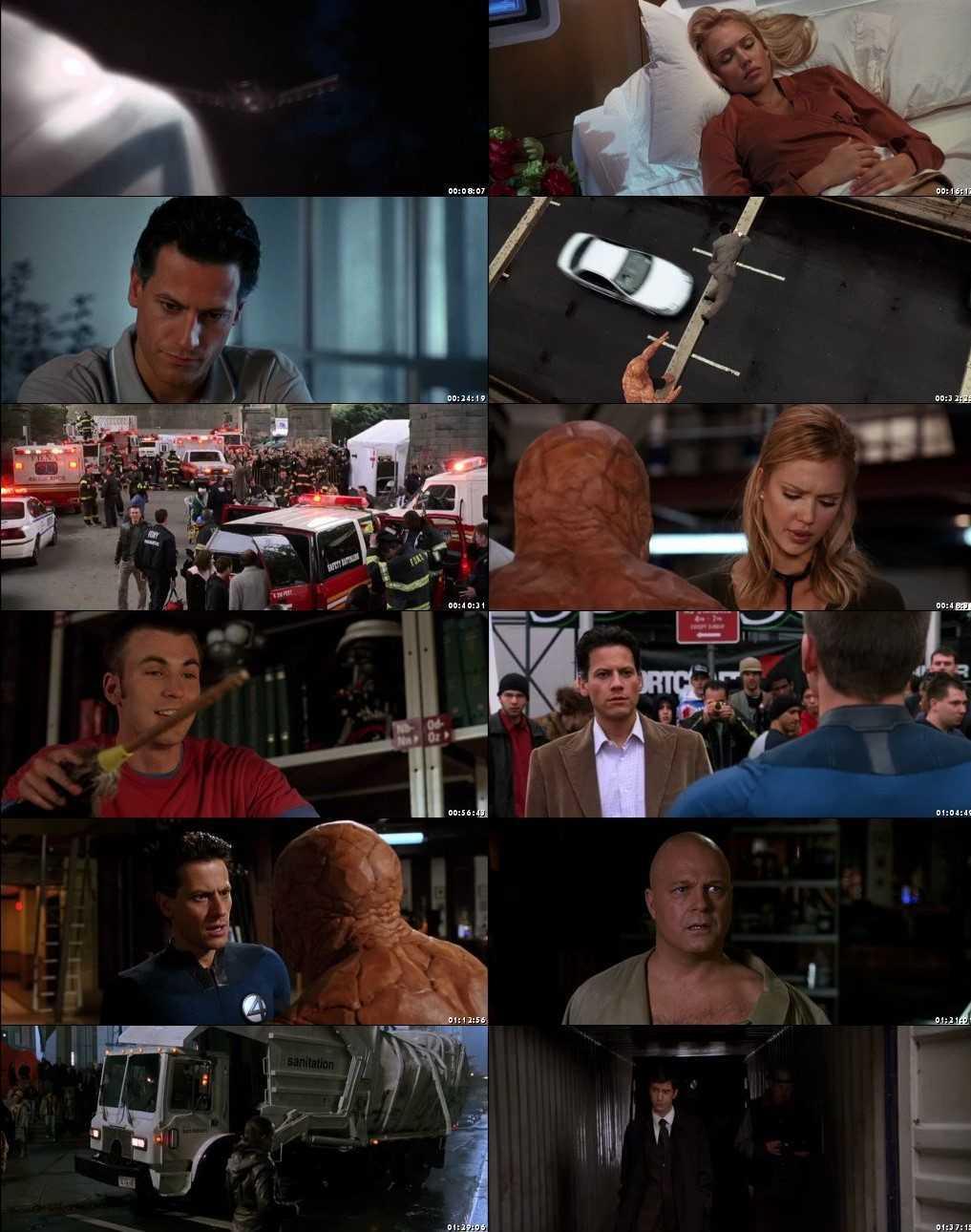 Fantastic Four 2005 Screenshot