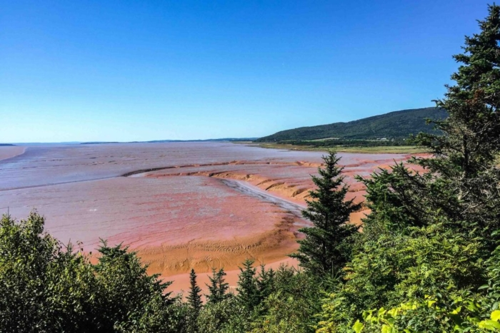 Fundy National Park Of Canada