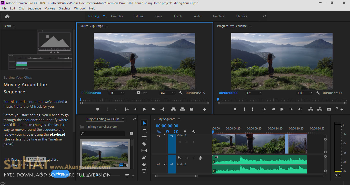 Gratis Download Adobe Premiere Pro CC 2019 Full Crack Terbaru, Adobe Premiere Pro CC 2019 Full Patch, Adobe Premiere Pro CC 2019 Registration Code
