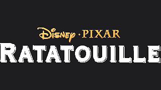 Ratatouille Disney Pixar Disney Plus Logo