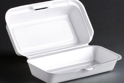 Packaging Makan dari styrofoam