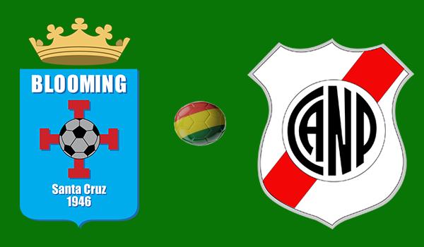 En vivo Blooming vs. Nacional - Torneo Apertura 2018