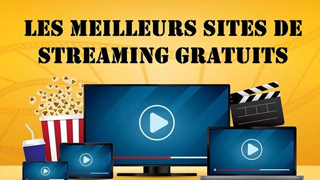 Les meilleurs sites de streaming gratuits français