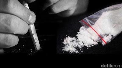 Wakapolsek Pancur Batu Diamankan Karena Narkoba