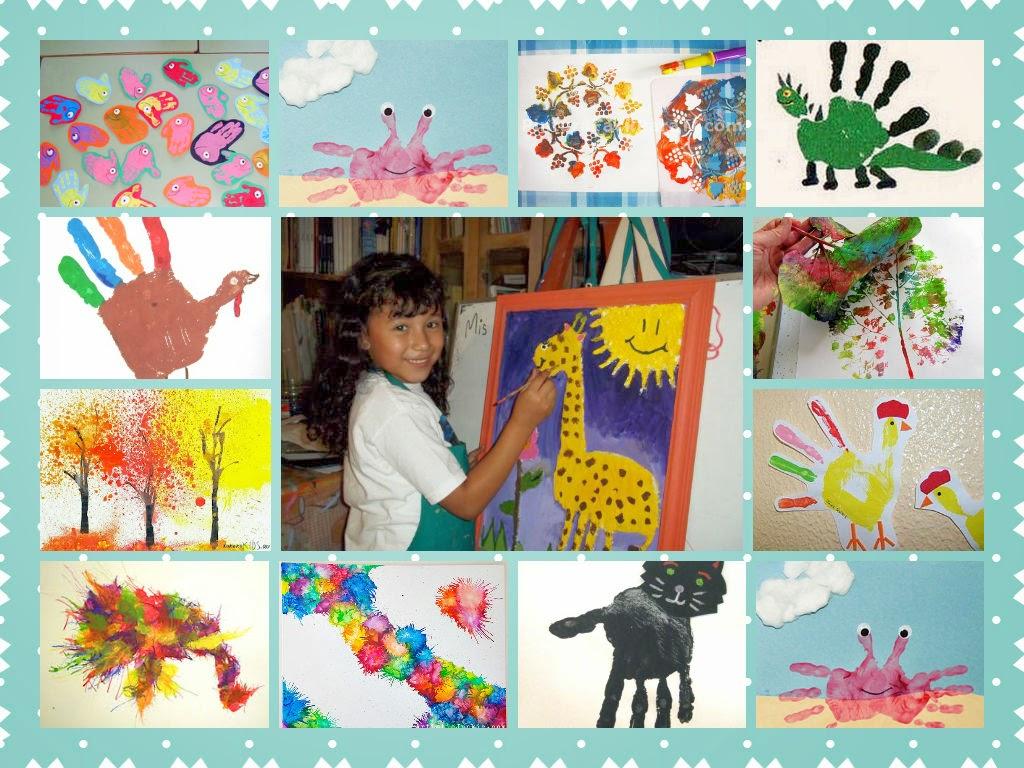 Las Artes Plasticas En El Preescolar Artes Plasticas