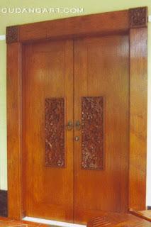 Pintu+gapura+Jati+klasik+Minimalis