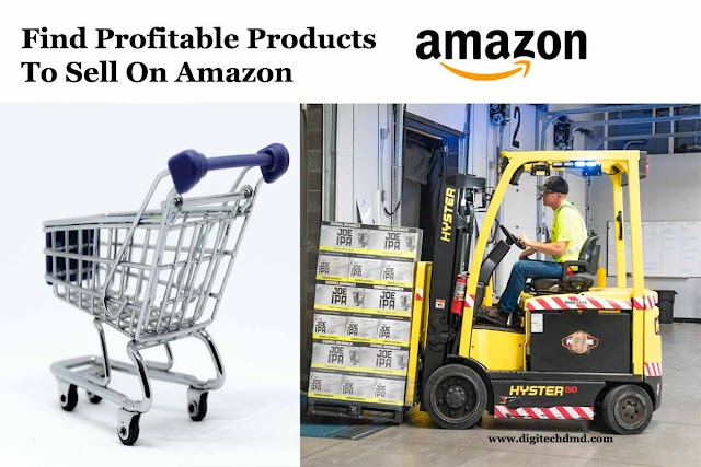 How To Find profitable Products To Sell On Amazon India In 2020