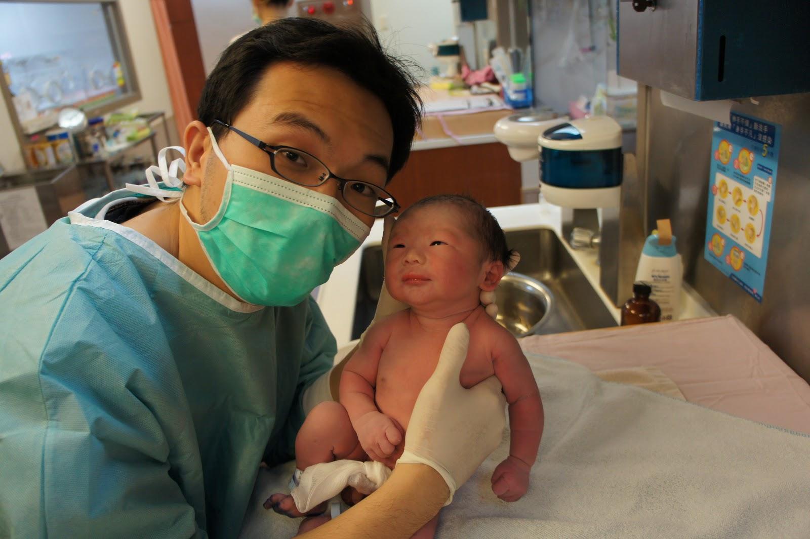 02.jpg-第一胎生產紀錄─小肉包出爐記