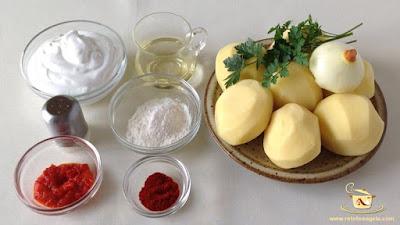 Supa de cartofi - etapa 1