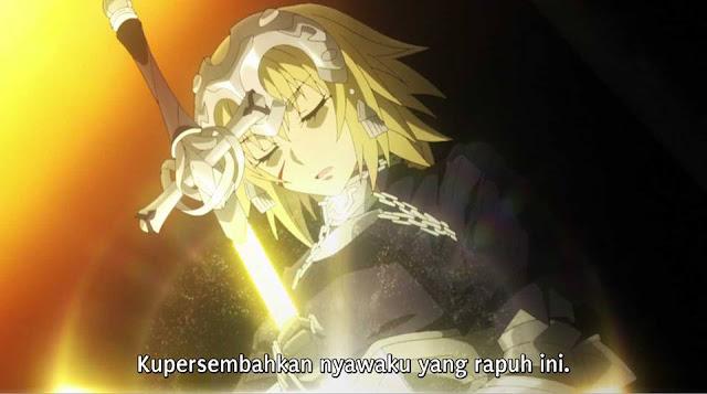 Fate Apocrypha Episode 24 Subtitle Indonesia