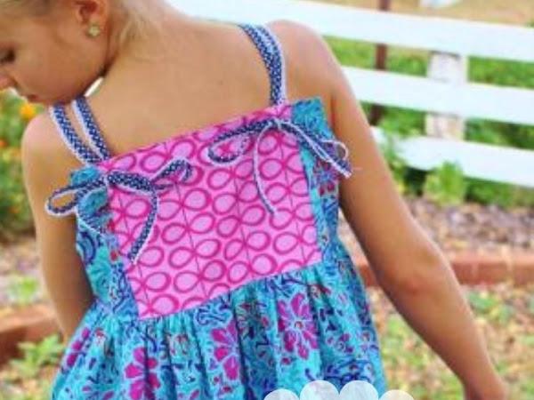 Free Girls Sundress Pattern
