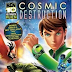 Download Game PPSSPP/PSP  Ben 10 - Ultimate Alien- Cosmic Destruction (USA) ISO