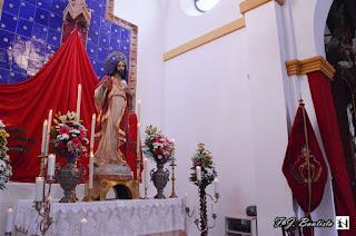 Sagrado Corazón de Jesús de la Corza