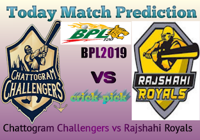 Chattogram Challengers vs Rajshahi Royals, Dream11 Prediction: 36th match BPL 2019