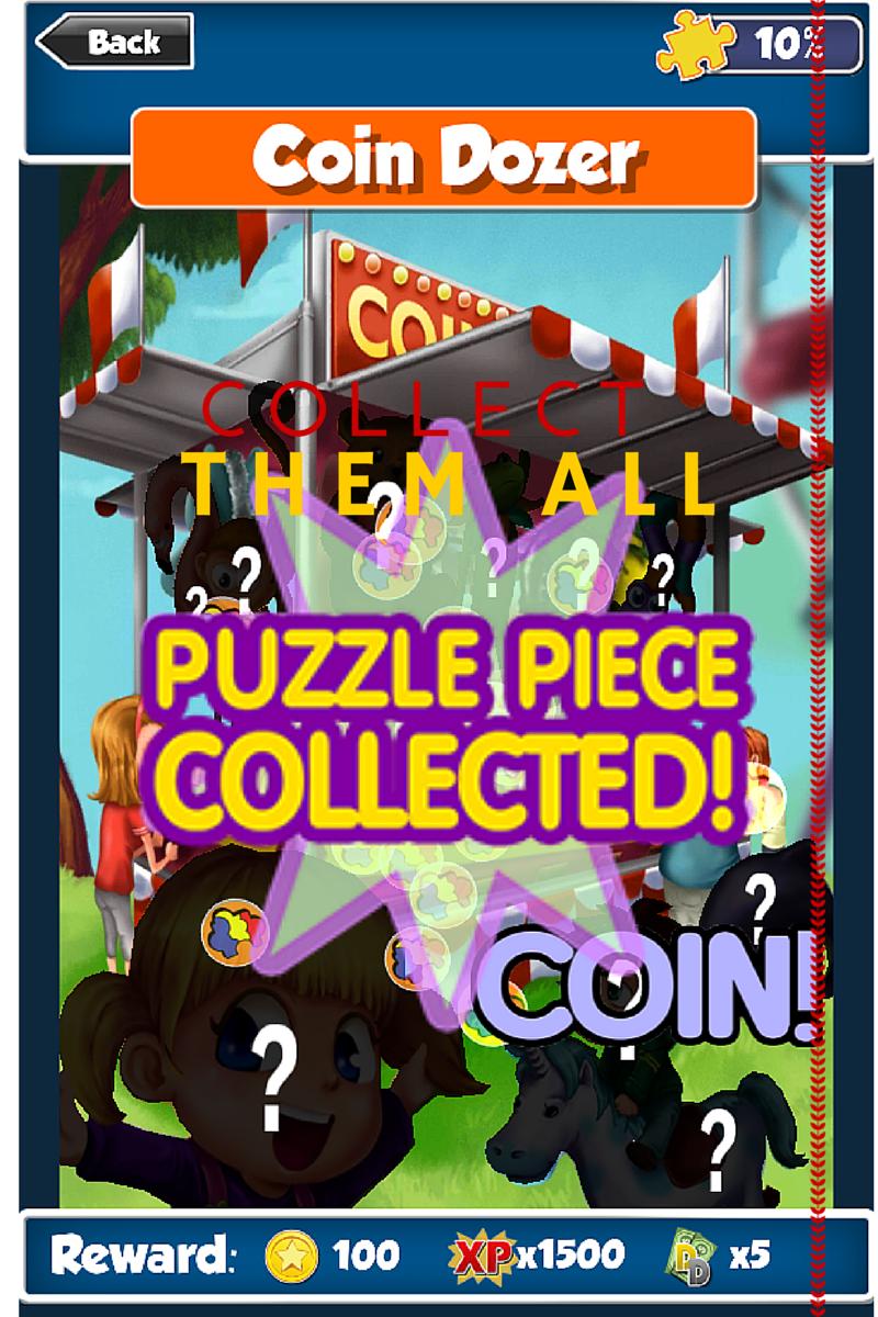 Coin dozer puzzle map / Gx coin price predictions