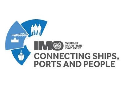 World Maritime Day: 28 September 2017.